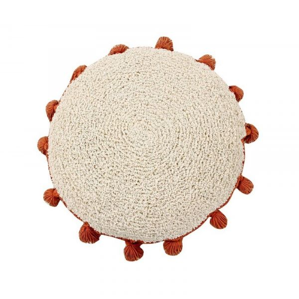 Cushion Circle Terracota