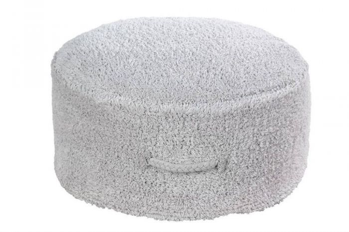 Pouf Chill Pearl Grey