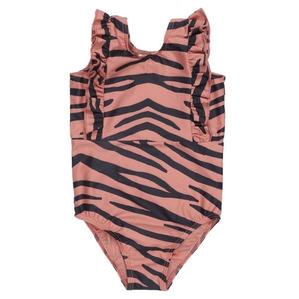 Blushing Zebra Swimsuit