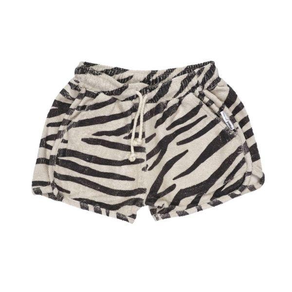 Smiling Zebra Shorts