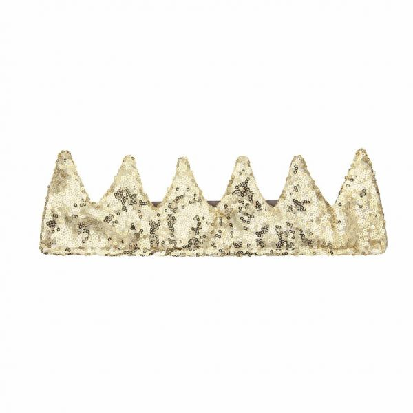 Sparkle sequin crown