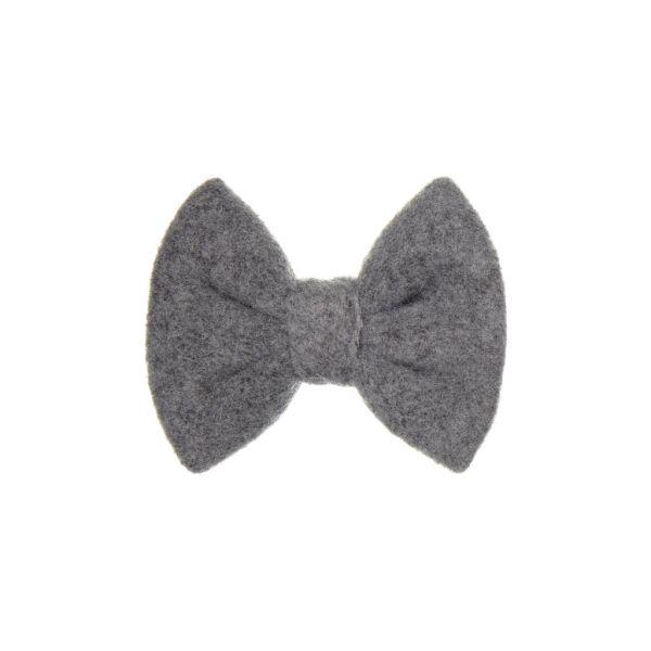 Juno bow grey