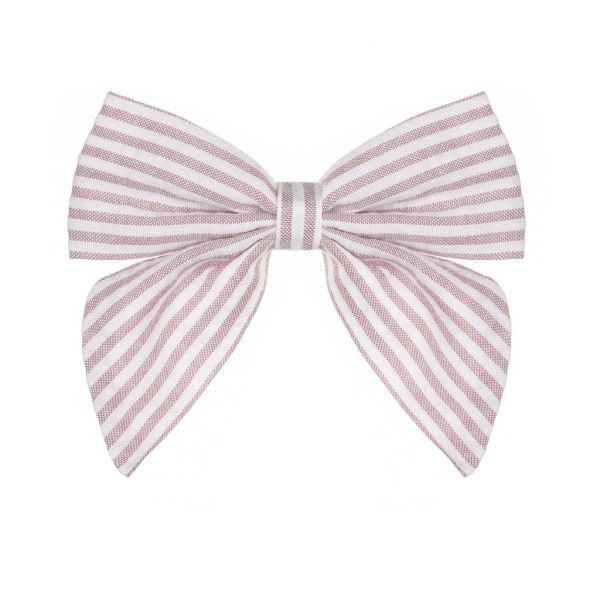 Pepper bow stripes