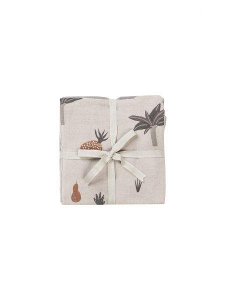 Muslin Fruiticana (set of 3)