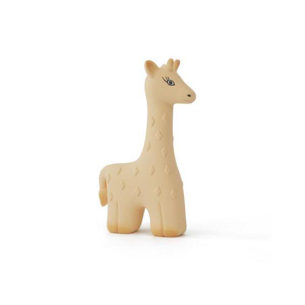 Noah Giraffe Baby Teether / Yellow