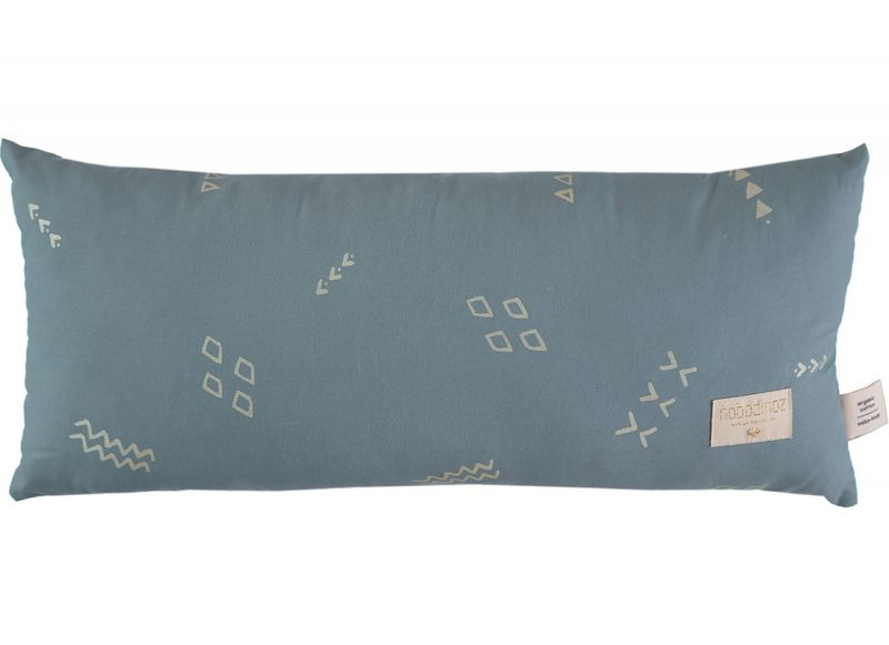 Hardy long cushion / Gold Secrets - Magic Green