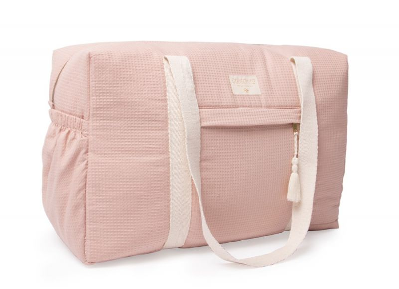 Opera Waterproof Maternity Bag / Misty Pink