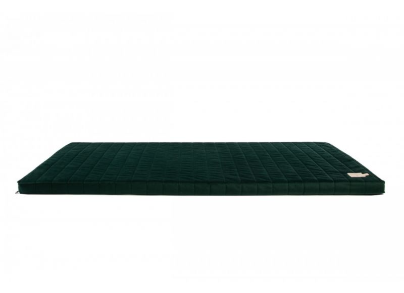 Zanzibar Mattress Velvet / Jungle Green