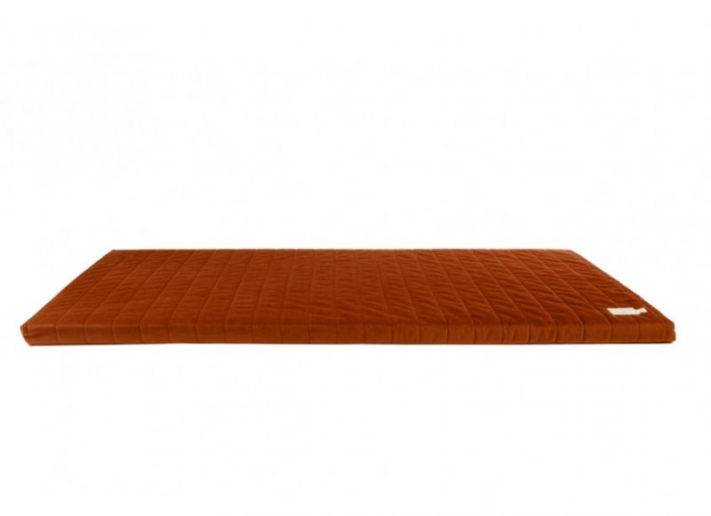 Zanzibar Mattress Velvet / Wild Brown