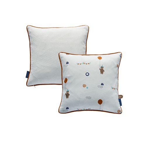 Happy Circus cushion