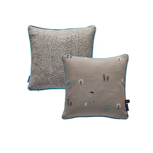 Happy Forest cushion