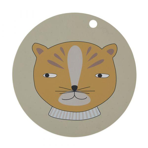Placemat Leopard
