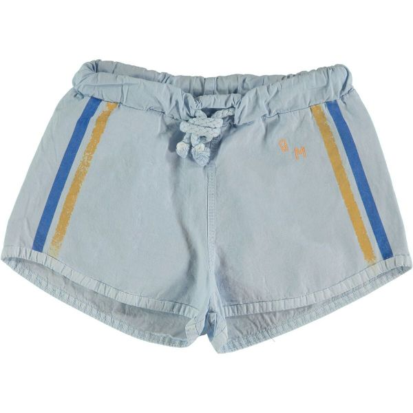 Swim Short Brushstroke / Light Blue