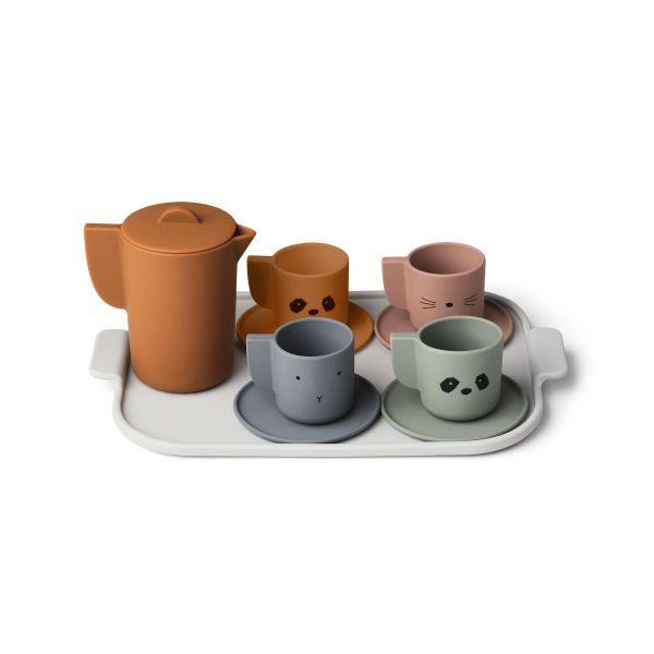 Ophelia Tea Set / Mix
