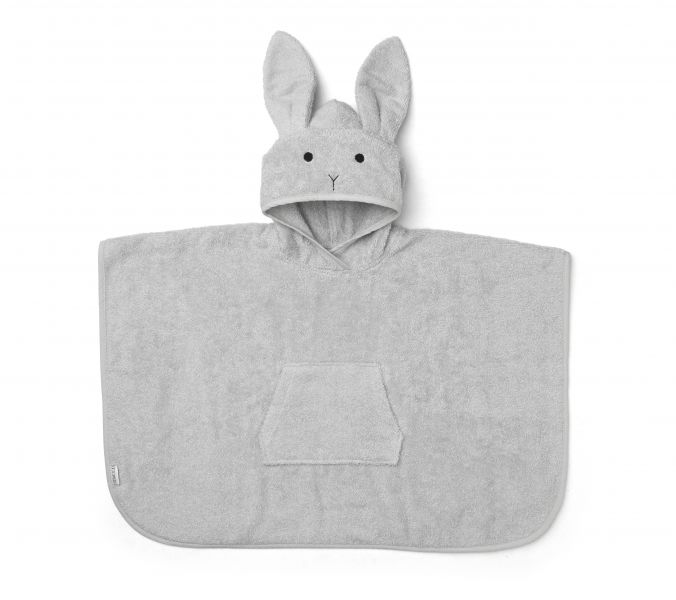 Poncho Rabbit / Dumbo Grey