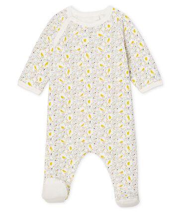 Pyjama met voetjes / Vogeltjes