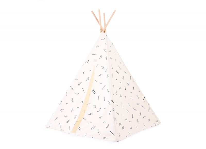 Phoenix Tipi / Black Secrets - Natural