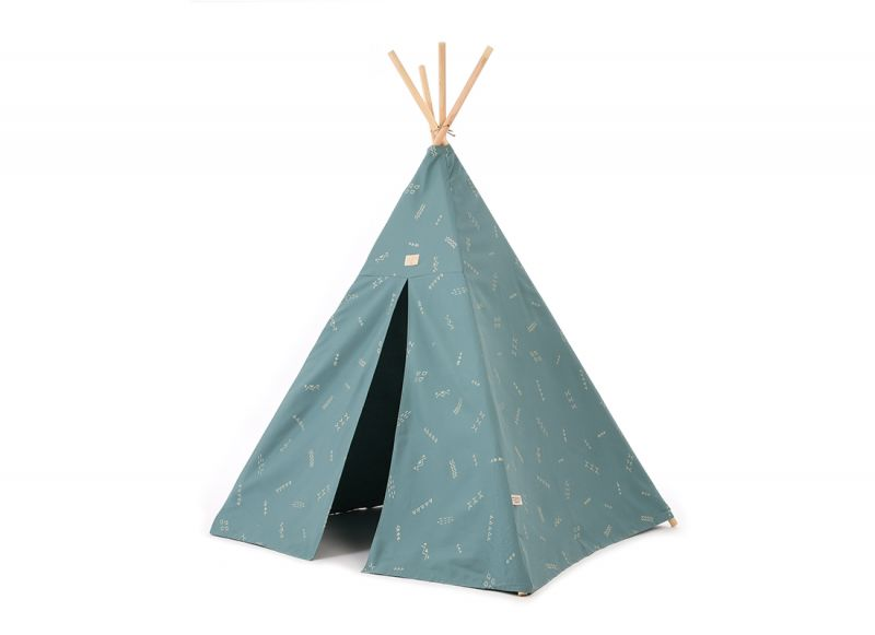 Phoenix Tipi / Gold Secrets - Magic Green