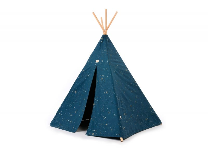 Phoenix Tipi / Gold Stella - Night Blue