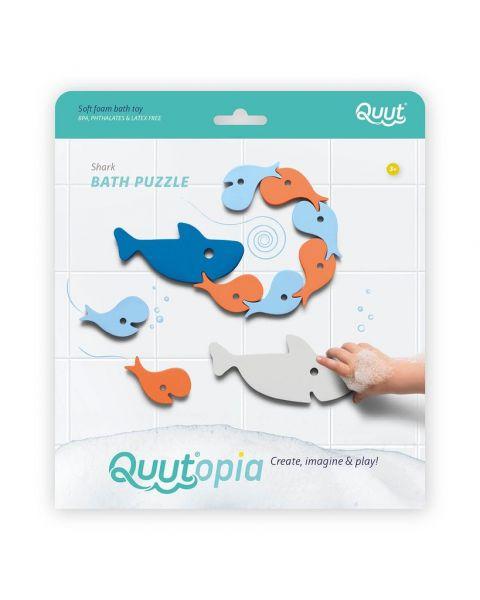 Quutopia Shark Bath Puzzle