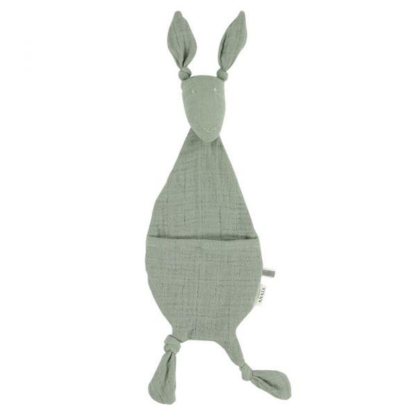 Kangaroo Copmforter / Bliss Olive