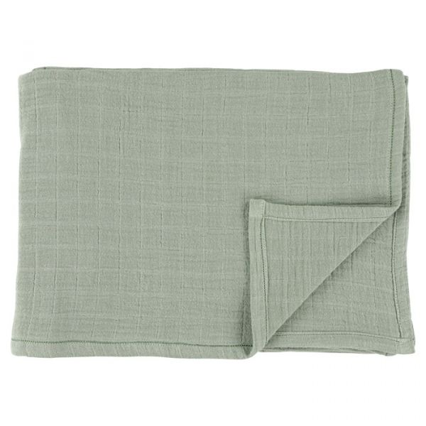 Muslin Coth 3 Pieces (55 x 55 cm) / Bliss Olive