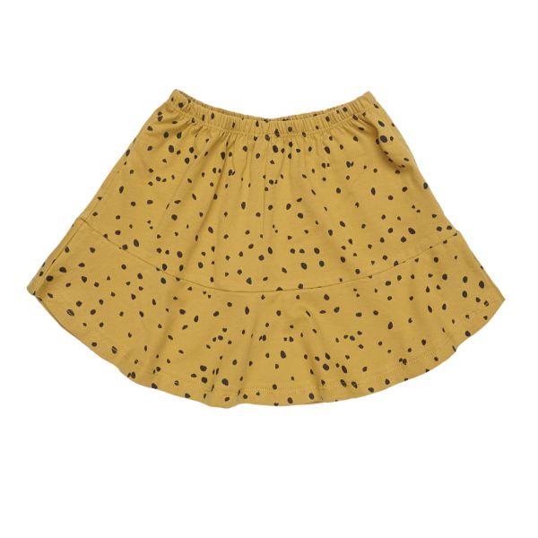 Orche Ocelot Short Skirt