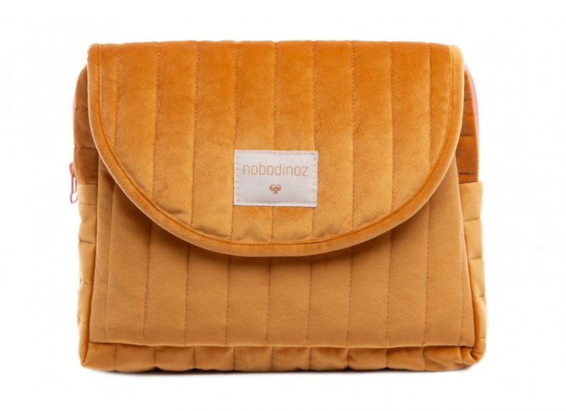 Maternity Case Velvet / Farniente Yellow