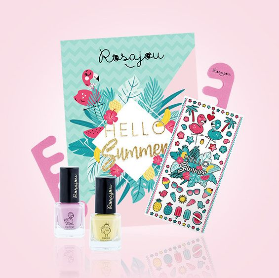 Nagellak Kit / Flamingo - Caprice