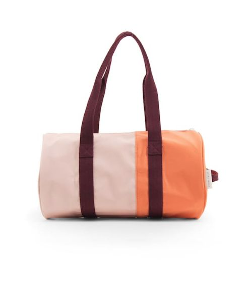 Duffle Vertical / Pink - Orange