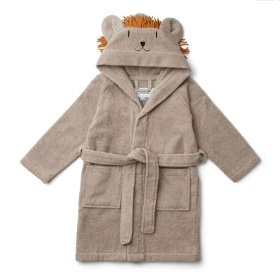 Lily Bathrobe / Lion Stone Beige
