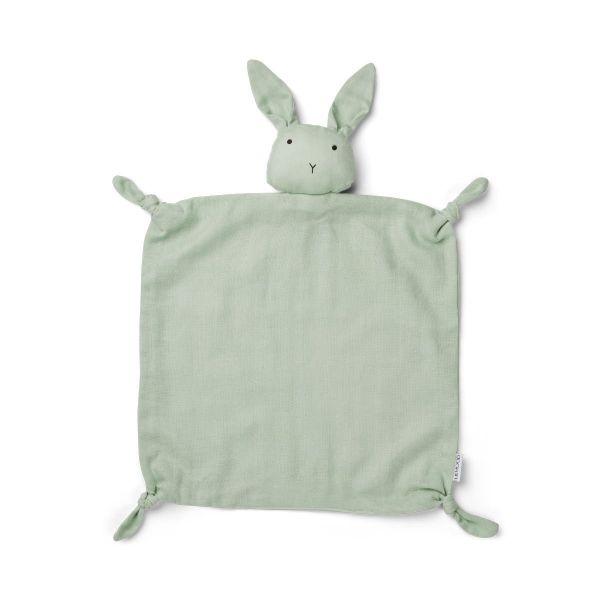 Agnete Cuddle Teddy / Rabbit Dusty Mint