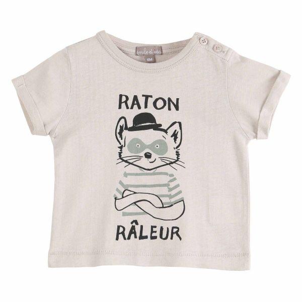 Tee Shirt / Mastic Raton