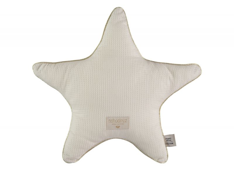 Aristote Star Cushion / Natural