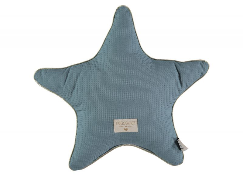 Aristote Star Cushion / Magic Green