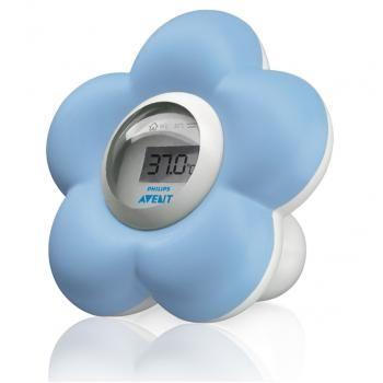 Digitale badthermometer Bloem
