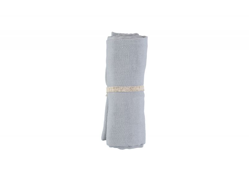 Baby Love Swaddle / Riviera Blue