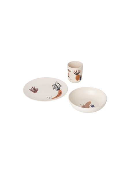 Bamboo Dinner set / Fruiticana