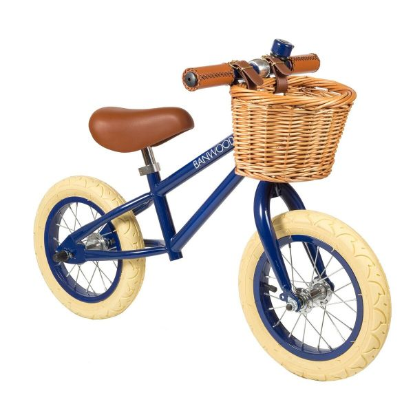 First go! Balance Bike / Navy Blue