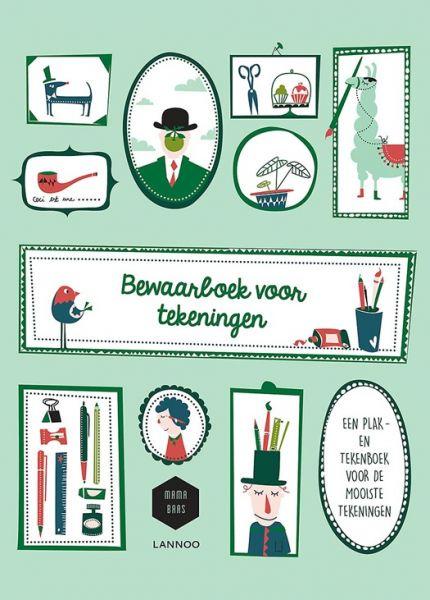 Bewaarboek voor tekeningen