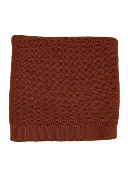 Blanket Caro / Cognac