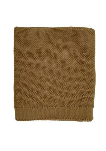 Blanket Caro / Mustard
