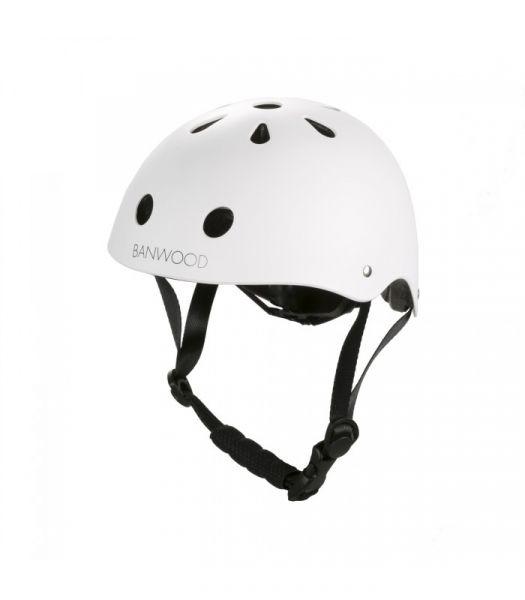 Classic Helmet / Matte White