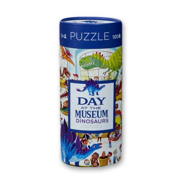 Puzzle Day at the museum / Dinosaurs