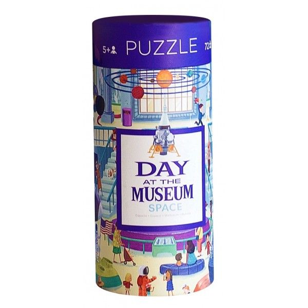 Puzzle Day at the museum / Space