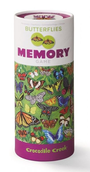 Memory Game / Butterflies