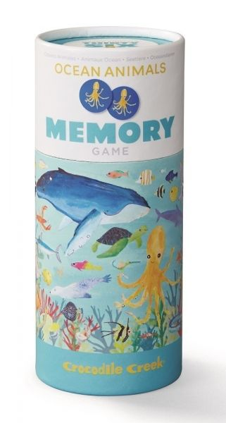 Memory Game / Ocean Animals