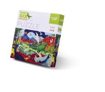Puzzle / Dinosaurs (300 pcs)