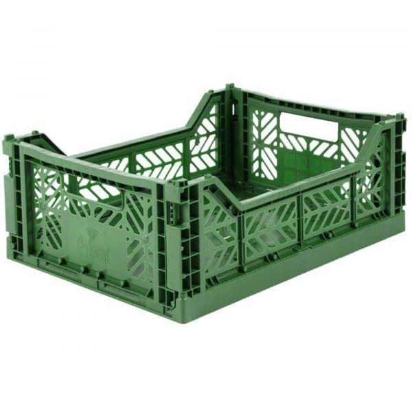 Ay-kasa Midi-box / Dark Green