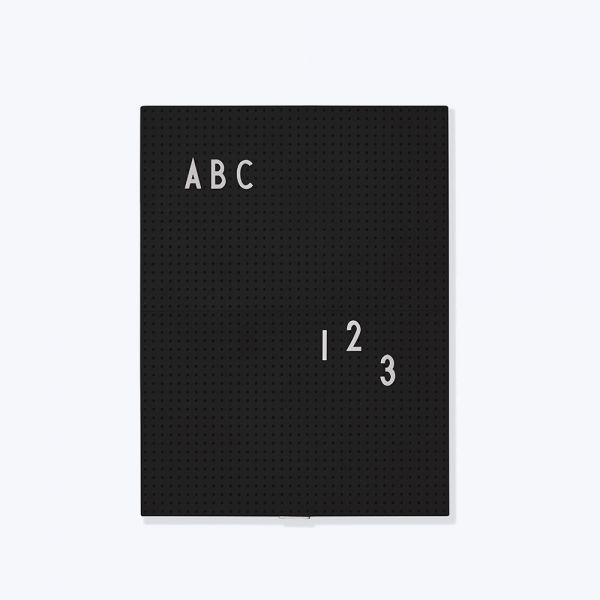 Message Board A4 / Black